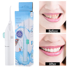 Manual Oral Irrigator Portable Water Dental Flosser Cordless Teeth Cleaner Mouth Cleaning Implement Teeth Cleaner Oral Hygiene