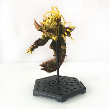 CAPCOM łowca potworów świat ręcznie robione Super popularne pudełko jajko PlusVol6 złoty grzmot z efektami specjalnymi zabawka Spot tanie i dobre opinie TAKARA TOMY Model 7-12y 12 + y 18 + CN (pochodzenie) PIERWSZA EDYCJA Produkty na stanie Unisex monster hunter Wyroby gotowe