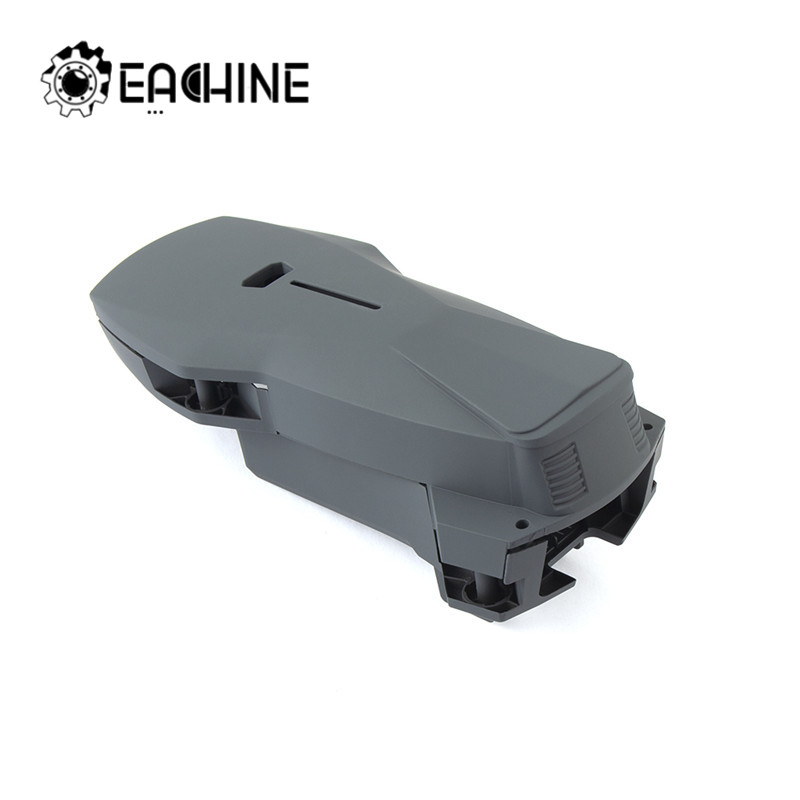 <font><b>Eachine</b></font> <font><b>E520</b></font> WiFi FPV RC Camera Drone Quadcopter Spare Parts Body Cover Shell Set Top and Bottom Grey image