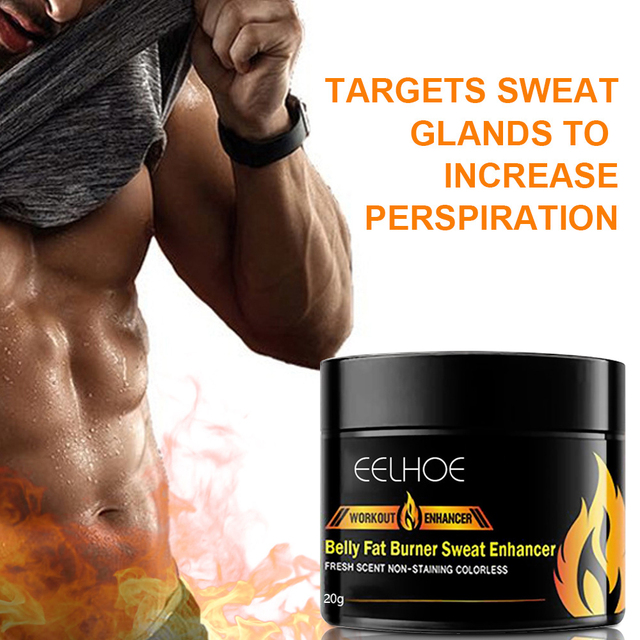 20g Abdominal Muscle Cream Anti Cellulite Slimming Fat Burning Cream Body Firming Strengthening Belly Muscle Tightening 5