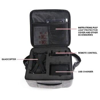 storage bag MJX B4W folding Drone Model  spare parts receive bags  handbag  satchel-bag