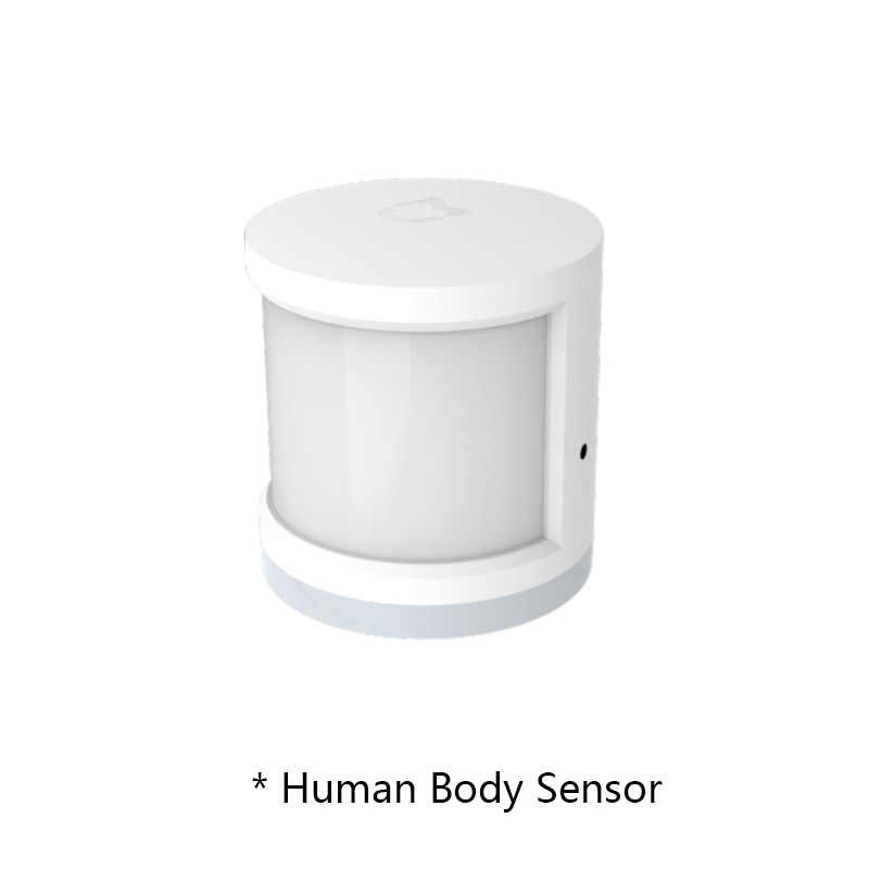 Xiaomi inteligentne zestawy do domu brama 2 drzwi okno czujnik ciała czujnik temperatury i wilgotności bezprzewodowy przełącznik Xiaomi bezpieczeństwo w domu