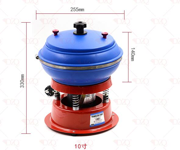 Vibration Tumblers Polishers With 220V 110v Voltage