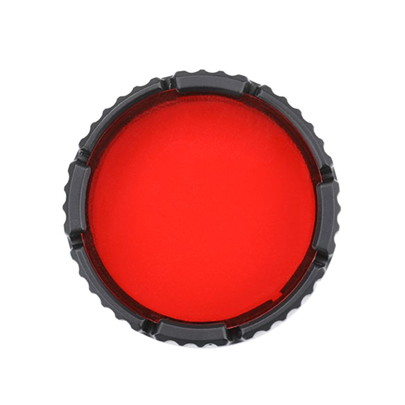 Red Color Diving Lens Filter for DJI Osmo Action Camera Housing Case Sports Camera Filter Accessories Kit