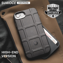 SUAIOCE Shockproof Armor Case For iPhone