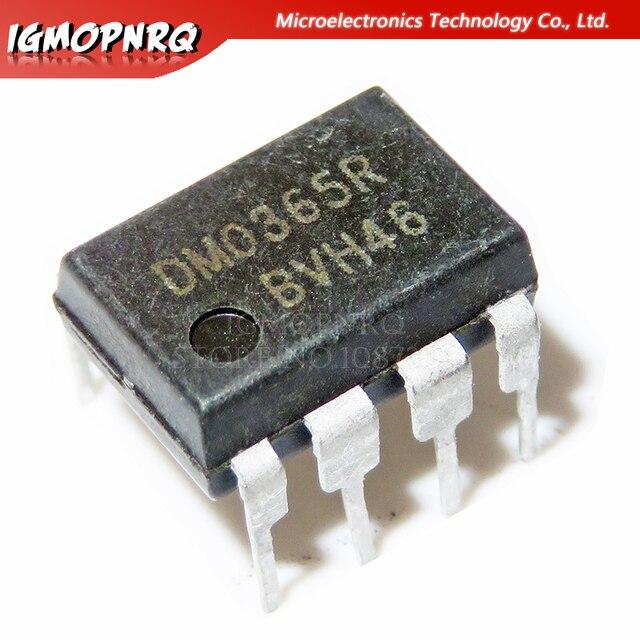 10 個 DM0365R DIP8 DM0365 DMO365R DIP 新とオリジナル IC