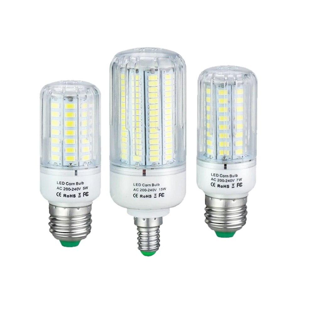 220v Gu10 Led Lamp Bulb E14 Led Candle Light Bulb E27 Corn Lamp G9 Led 3w 5w 7w Bombilla Gu10 Chandelier Lighting 110v Super Offer 37e116 Cicig