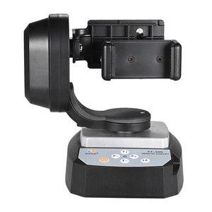 Смартфон с поворотом в режиме реального времени селфи Авто держатель дистанционное управление моторизованный панорамирование наклона вид...