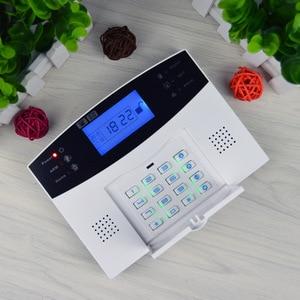 Image 2 - Wireless GSM Alarm System 433MHz Home Burglar Security Alarm Door sensor motion sensor alarms Android IOS APP Intercom Siren