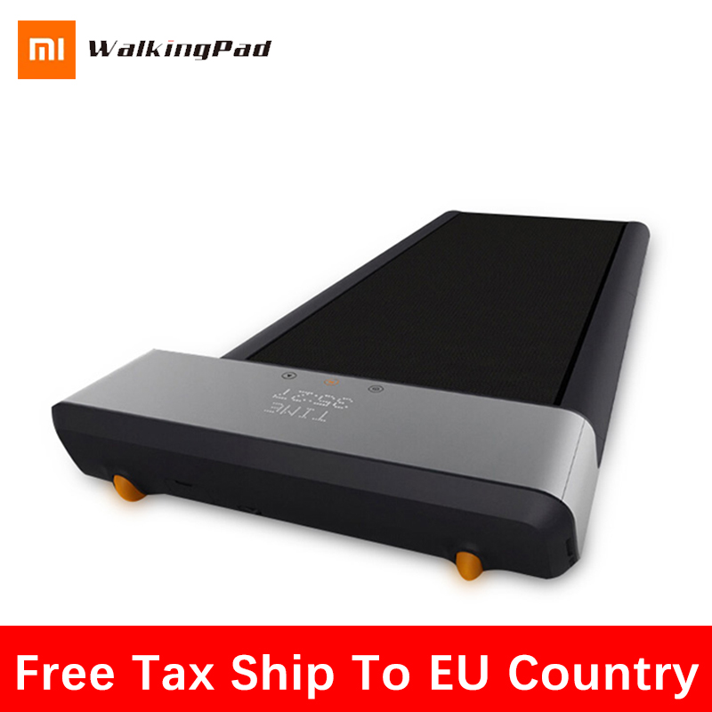 Original Xiaomi Mijia Walkingpad Exercise Machine Foldable Household non flat Treadmill Smart Control of Speed Connect Mijia App