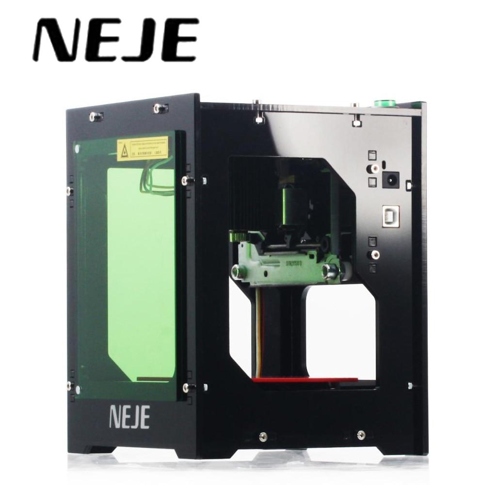 NEJE DK-KZ 3000mw 445nm Automatic DIY CNC USB Laser Engraving Machine High Power Speed Portable Printer Router