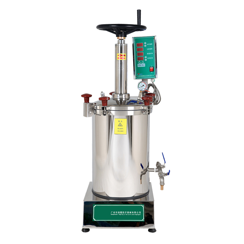 Automatic Stainless Steel Chinese Herbal Medicine Decocting Machine Sealed High Temperature And High Pressure Medicine