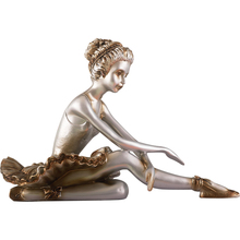 Dance-Studio-Ornaments Ballet-Decorations Bedroom Home-Accessories Small Creative Nordic