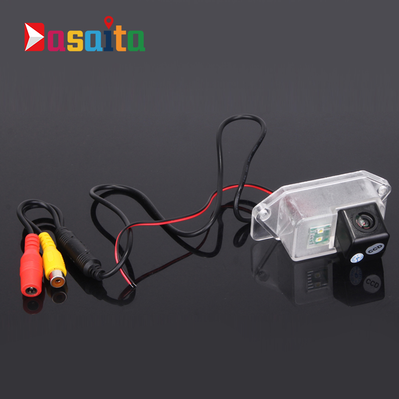 CCD Car Reverse Camera For Mitsubishi Lancer EX 2008-2015 Backup Reverse Parking Kit Monitor System Waterproof Free Shipping