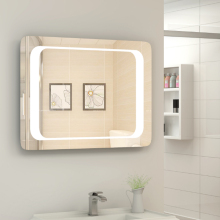 Panana BATHROOM MIRROR CABINET 800x600mm Illuminated LED Bathroom Mirror | IP44 | DEMISTER | SENSOR | ML2112