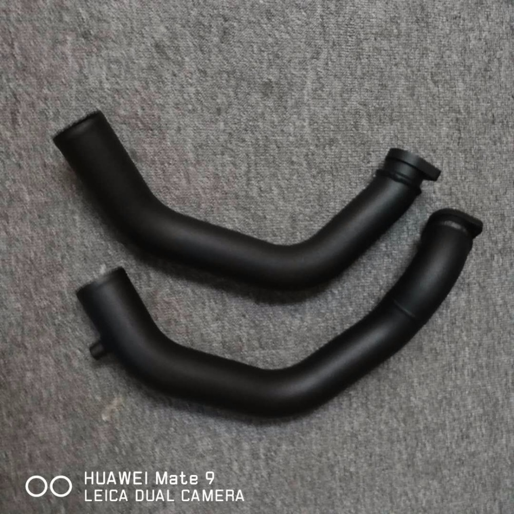 Aluminium Charge Pipe Boost Pipe For Bmw F80 F82 M2c M3 M4 S55 Engine