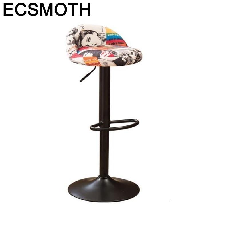 Ikayaa Taburete Hokery Para Barra Stoelen Table Barkrukken Industriel Sedie Sedia Cadeira Silla Tabouret De Moderne Bar Chair