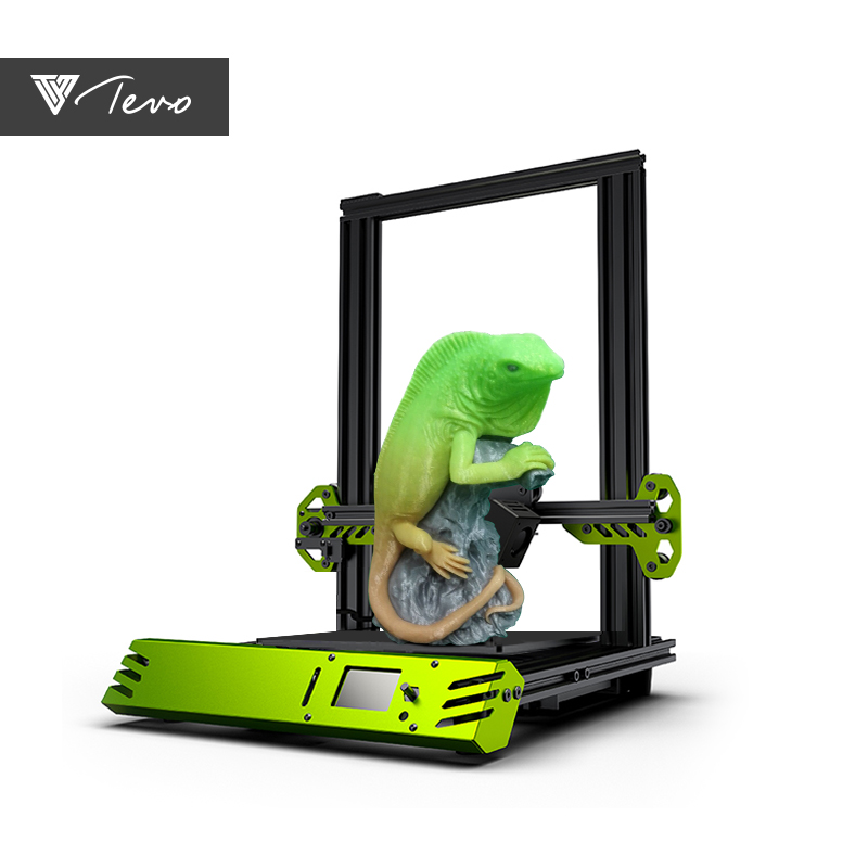 TEVO Tarântula Pro O mais Acessível Impressora Impressora Kits DIY em 2019 o Mais Novo 3D 3D Frete Grátis (Em Estoque)