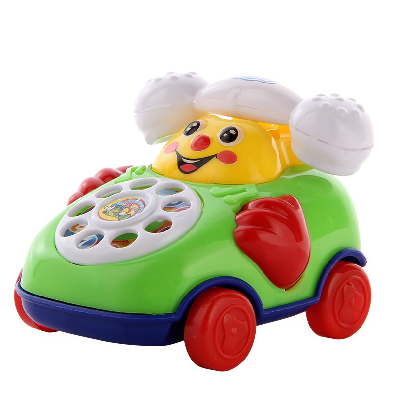 Baby Children Toys Music Cartoon Phone Educational Developmental Kids Boys Girls Birthday Toy Gifts Baby Toys