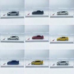 Hobby 1:64 Honda Civic type-r FD2 stop model metalowy samochód zabawki dla dzieci dzieci diecast prezent