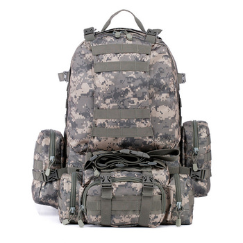 Camelback Tactical Molle Assault Backpack Outdoor Hunting Fishing Backpack with Molle Pouches
