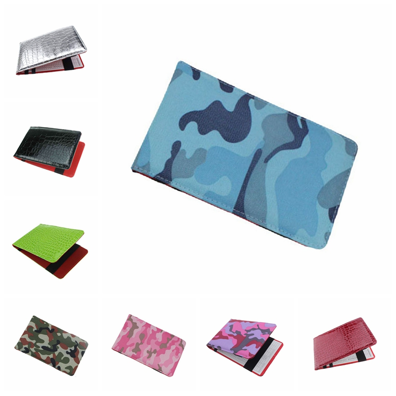 1 Pc PU Golf Scorecard Support Golf Score Wallet Yard Book Cover Score With 2 Golf Score Cards And 1 Gift Pencil