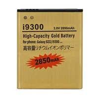 2019 nuevo EB L1G6LLU EB-L1G6LLU 3800mAh batería del oro para Samsung Galaxy S3 S 3 i9300 i9300i i9082 i9060 R530 Grand neo duos