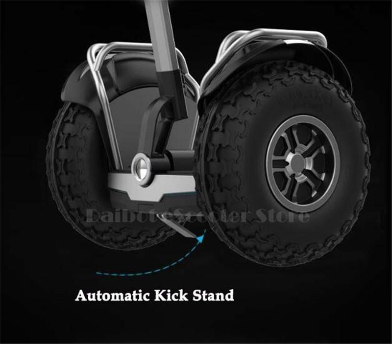 Daibot Powerful Electric Scooter 19 Inch Two Wheesl Self Balancing Scooters Off Road Hoverboard Skateboard For Adults (10)