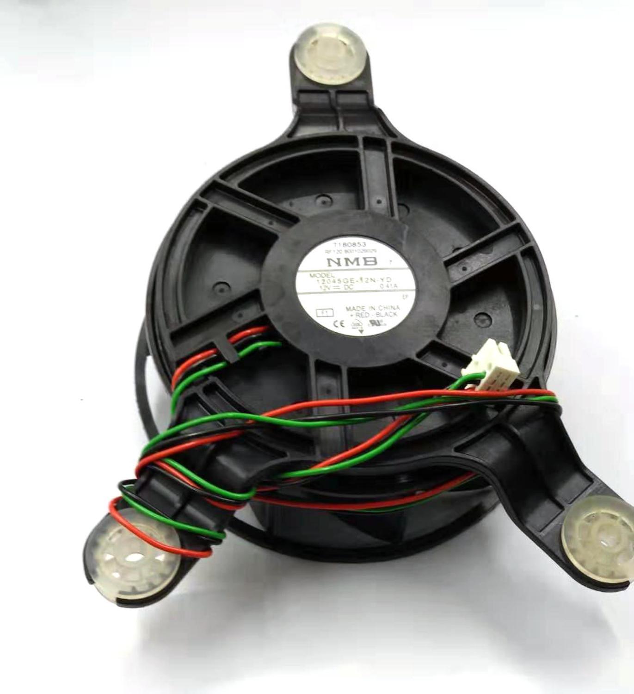 Original NMB 12045GE-12N-YD DC12V 0.41A for Refrigerator cooling fan