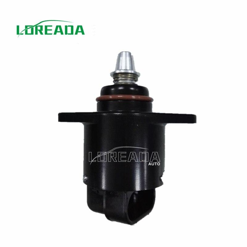 Loreadaアイドルエアコントロールバルブ/iac/自動車部品ステッピングモータW3169 26179 臨海ための 400 2013 スクーターoem品質