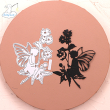 Scrapbooking-Stamps Rose Bunnymoon New-Arrival Making-Stencil-Template Craft Stitched