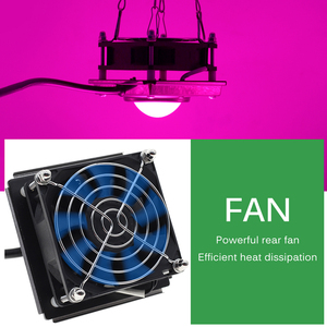 Image 4 - 300W LED Grow Light Full Spectrum High Luminous Efficiency for Indoor Outdoor Hydroponic Greenhouse Plant Growth Lighting lamp