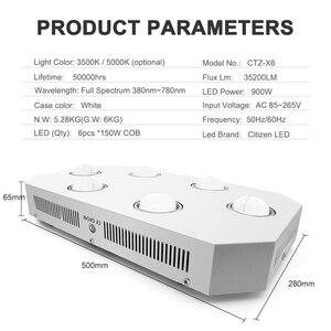 Image 2 - COB LED grandir lumière citoyen 1212 spectre complet 300W 600W 900W 3500K 5000K = HPS lampe de croissance pour plante dintérieur Veg fleur éclairage