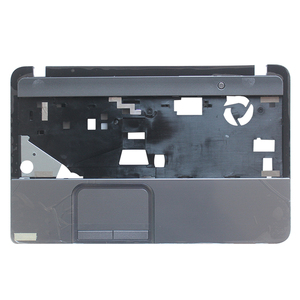 Image 2 - Yeni kılıf kapak Toshiba Satellite L850 L855 C850 C855 C855D olmadan Palmrest kapak touchpad/dizüstü alt taban vaka kapak