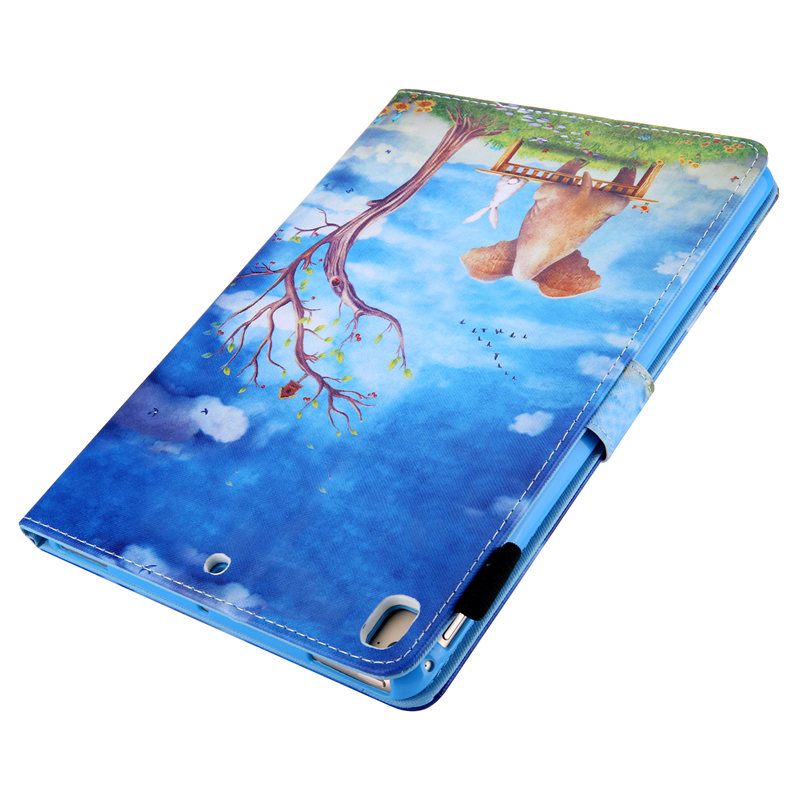 Tablet Cat For iPad Cover 10.2