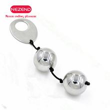Stainless Steel Kegel Ball Shrinking Vagina Ben Wa Ball Vaginal Tighten Excerciser Balls Anal Plug Sex Product For Women Sex Toy