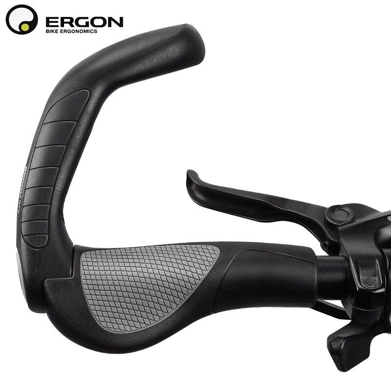 ERGON GP1 GP3 GP5 GA3 GE1 GA20 на руль велосипеда конец ручки горный велосипед Эргономика ручки велосипедная Ручка Крепление резиновые накладки