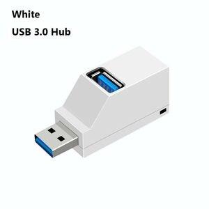 USB 3.0 2.0 HUB adaptateur Extender Mini répartiteur boîte 3 Ports pour PC portable Macbook ordinateur portable téléphone portable haute vitesse U lecteur de disque