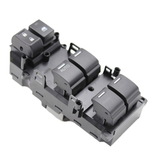 For Honda Accord 2008 -2011 Front Left Driver Side Electric Switch Car Window Master Button 35750-TB0-H01 35750 sda h12 new black electric master driver power window switch bezel control for honda accord 4 door 2003 2005 2006 2007