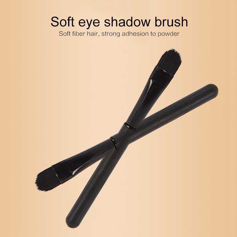 Palette de fard à paupières paillettes 6 couleurs pressé Palette de maquillage pour les yeux scintillants longue durée avec brosse pour ensemble cosmétique de beauté TSLM2