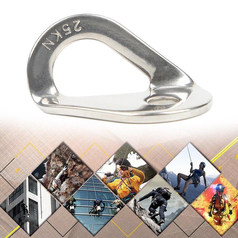 Прочная стенка из нержавеющей стали для подвешивания ногтей, оборудование для альпинизма, защитный аксессуар PSEN999