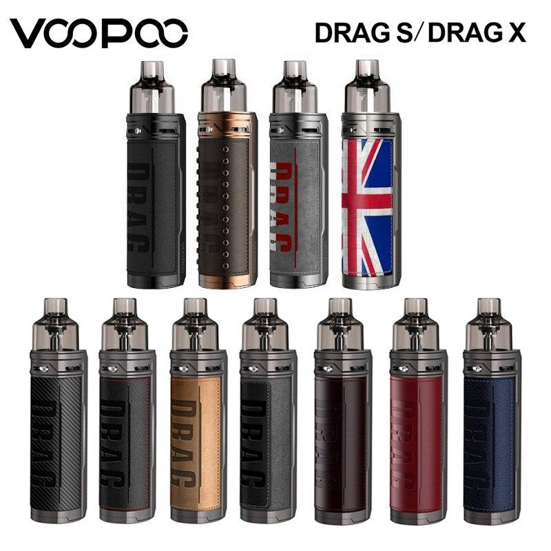 Vape-Kit Cartridge Coil E-Cigarette S-Pod VOOPOO Pnp-Vm1 Drag-X-Drag Original VM6 VM5
