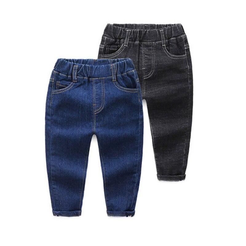 Джинсы для мальчиков и девочек, повседневные штаны из хлопка отличного качества, удобная одежда для малышей, 2020|Джинсы| | АлиЭкспресс