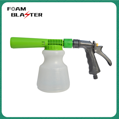 pistola de espuma para lavar de baixa pressao lancador de espuma em neve bico da