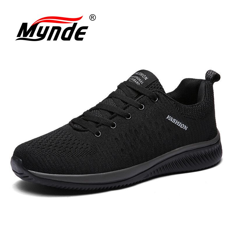 Hot Sale Summer Men's Casual Shoes Mesh Breathable Light Men Sneakers Comfortable Soft Flat Shoes Outdoor Mens Shoes Size 35-48