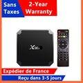 ТВ-приставка X96 smart tv box, Android 9,0, 1 ГБ, 8 ГБ, 2 ГБ, 16 ГБ, медиаплеер x96 Amlogic S905W, ТВ-Приставка smart tv