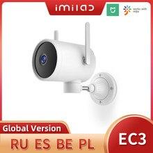 IMILAB EC3 caméra Wifi extérieure Ip Mi caméra de sécurité à domicile 2K caméra de Vision nocturne