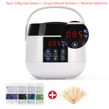 Epilator Wood-Stickers Wax-Beans Hair-Removal-Tool Skin-Care Paraffin Professional