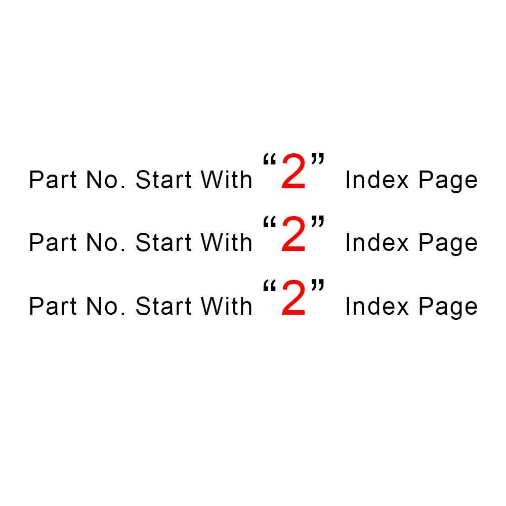 Start With 2 Index Page