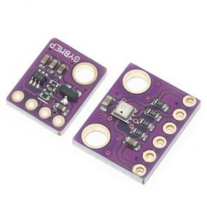 Image 4 - 10 قطعة BME280 3.3 فولت 5 فولت الرقمية الاستشعار درجة الحرارة الرطوبة الجوي وحدة استشعار الضغط I2C SPI 1.8 5 فولت BME280 وحدة الاستشعار